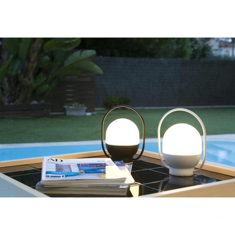Lampe portable led Take Away - 46339 - 01016 - ambiance