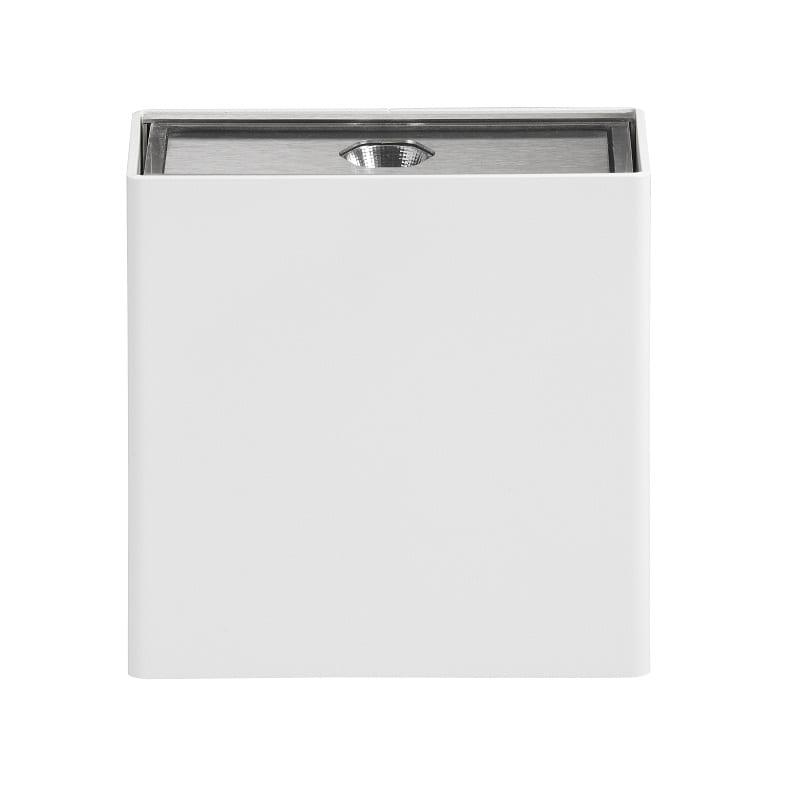 Applique extérieure led Klint version n°2 3300K blanc pur RAL 9010 - Roger Pradier® - 167003101