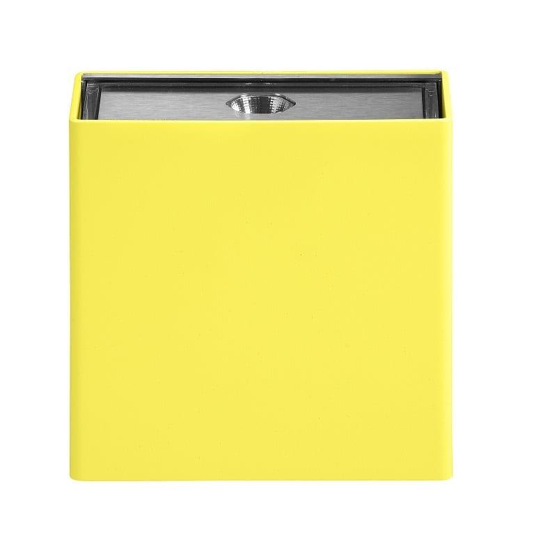 Applique extérieure led Klint version n°2 4500K jaune souffre RAL 1016 - Roger Pradier® - 167004068