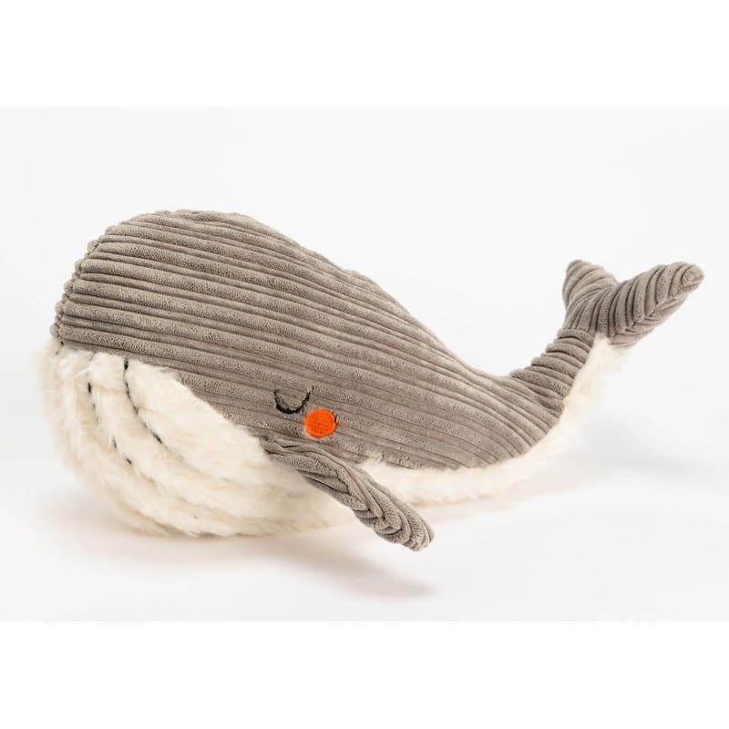 Peluche baleine Adam - 48350 - 140640