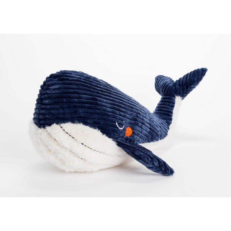 Peluche baleine Egdar - 48351 - 140641