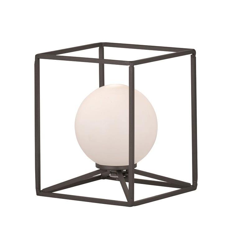 Lampe à poser Gabbia noir mat - 49309 - R50401032