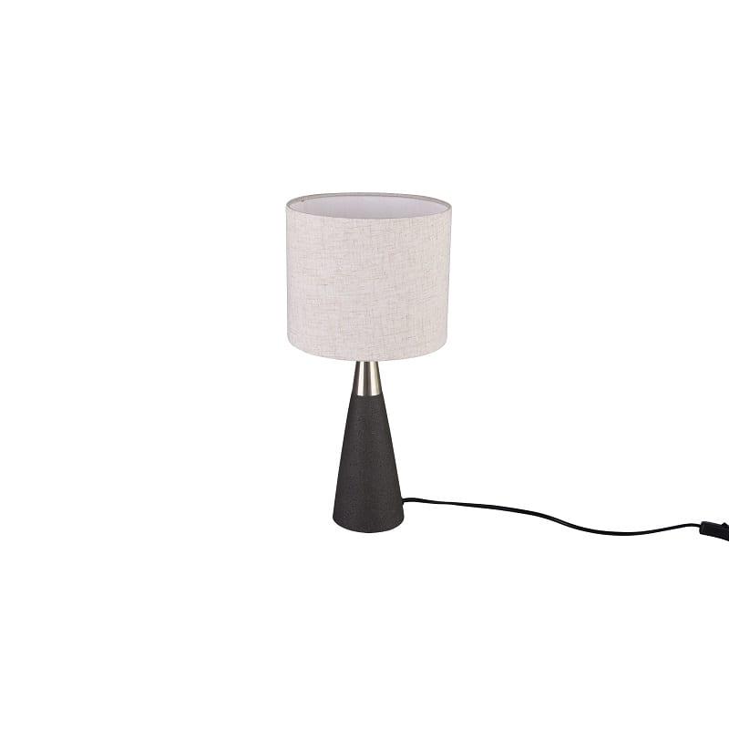 Lampe de table Menphis béton - 48972 - R50339178
