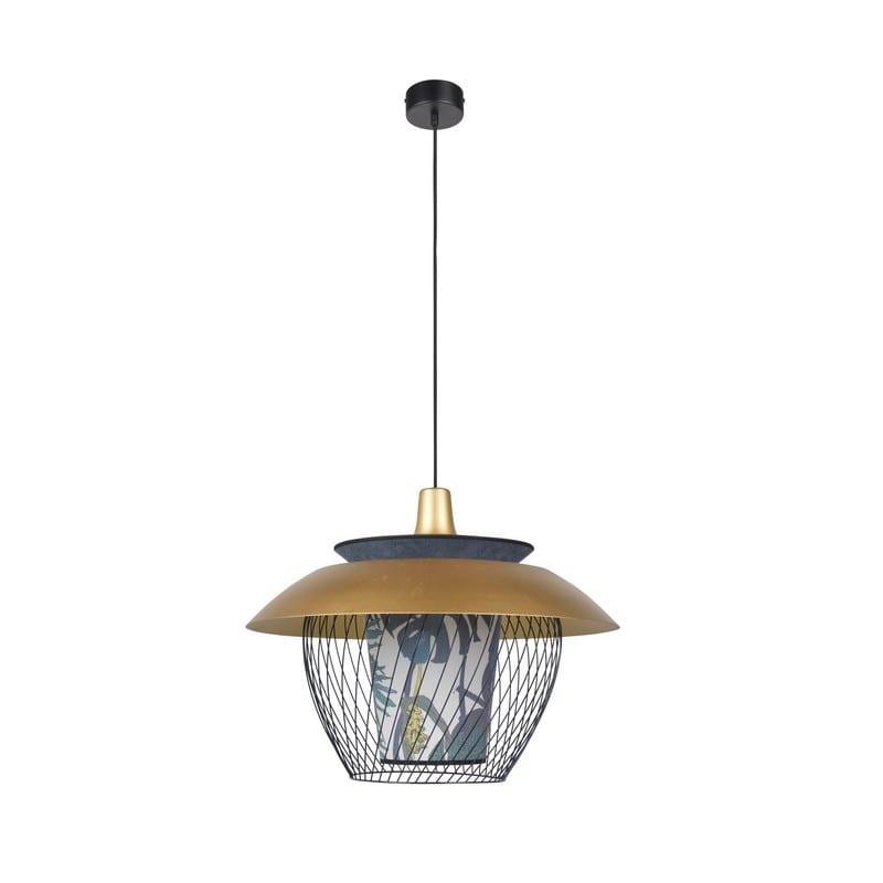 Suspension Oasis motif tropical 58 cm - Market set - 49441 - 80198